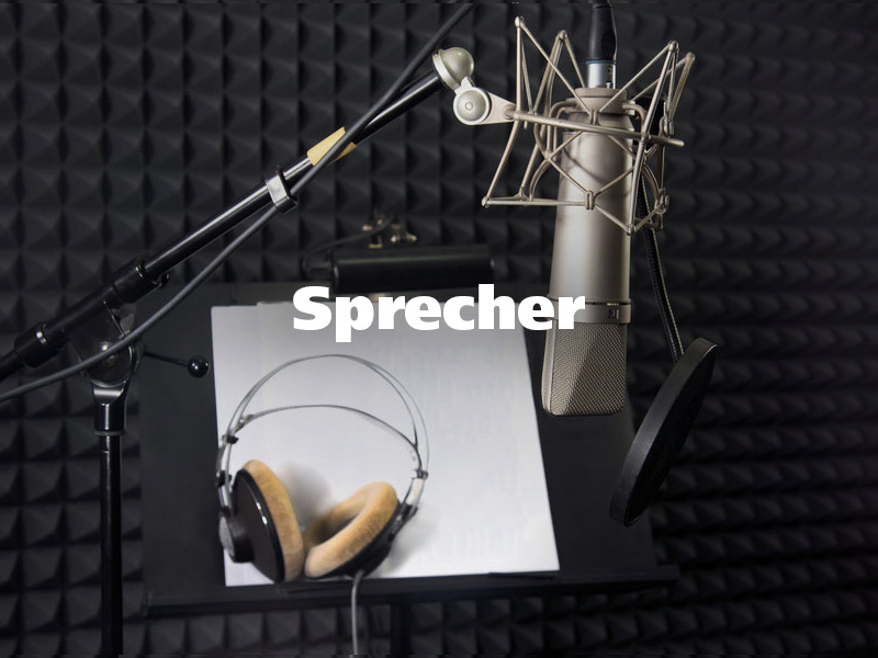 Sprecher